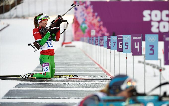 Триумф белорусского биатлона