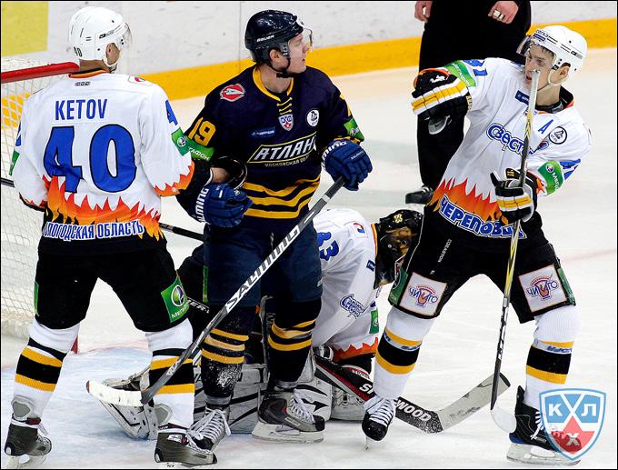 Теперь Вадим Шипачёв и Евгений Кетов будут вместе играть в форме СКА