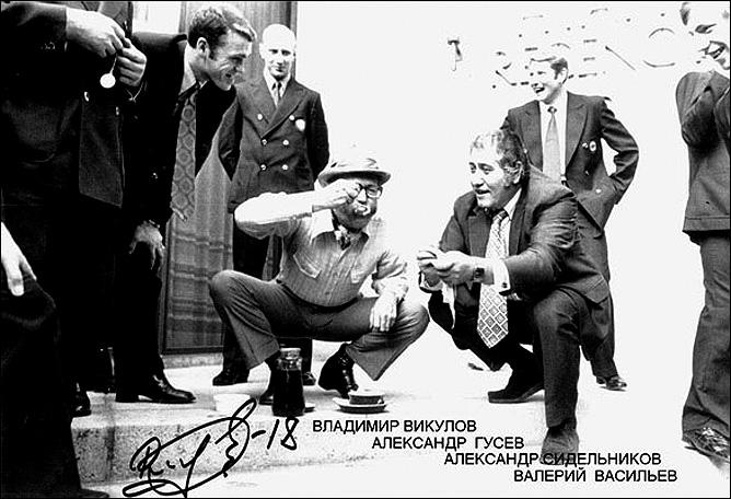 Топ-100 историй ИИХФ. История № 3. Первый матч Суперсерии-1972. Фото 04.