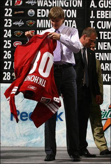 Драфт новичков НХЛ, 2008 год