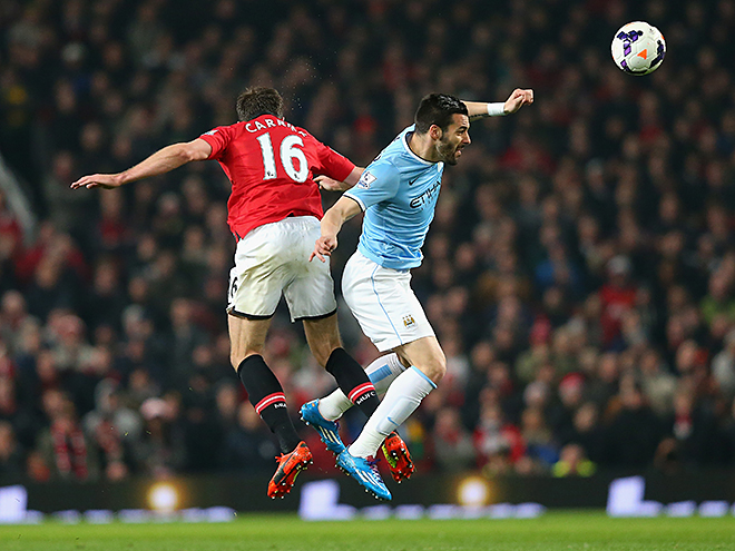 «Манчестер Сити» — «Манчестер Юнайтед»