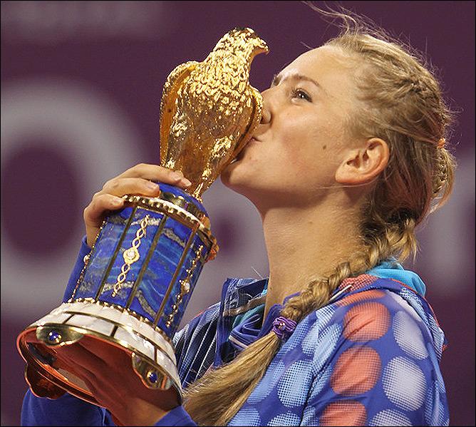 Виктория Азаренко продлила серию побед до 17 матчей подряд