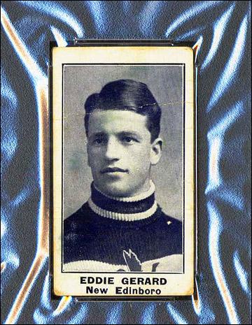 Эдди Джерард на сувенирах