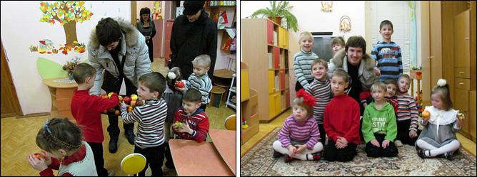 """Благотворительная акция с """"Динамо-Шинник"""""""