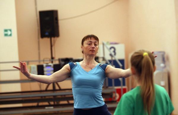 Наталия Карамушка