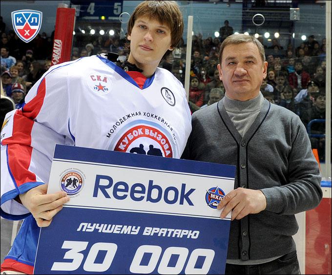 Евгений Иванников и Валерий Брагин