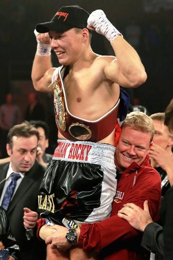 За поединок с Альварадо Проводников получил $ 600 тыс., в то время как за предыдущий бой с Брэдли – лишь $ 150 тыс.