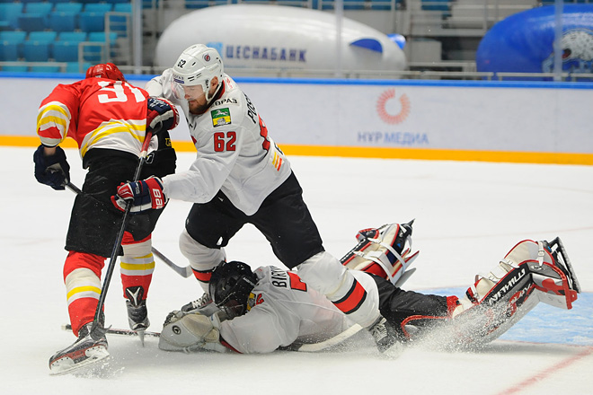 Михаил Бирюков в игре