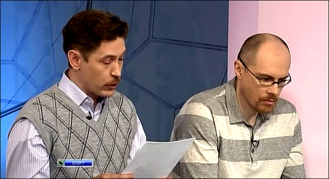 Сергей Федотов и Александр Хаванов