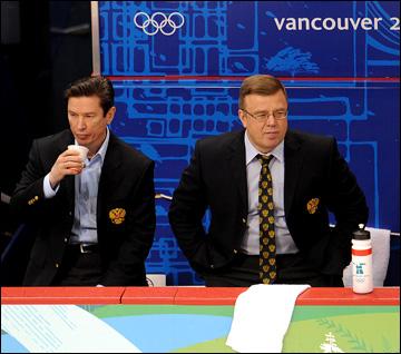 Быков и Захаркин в Ванкувере