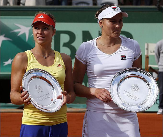 Мария и Надежда проиграли в парном финале