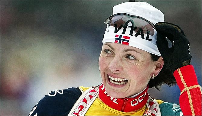 До Лив-Грет Пуаре с её 22 победами девятикратной победительнице этапов КМ Туре Бергер ещё ой как далеко