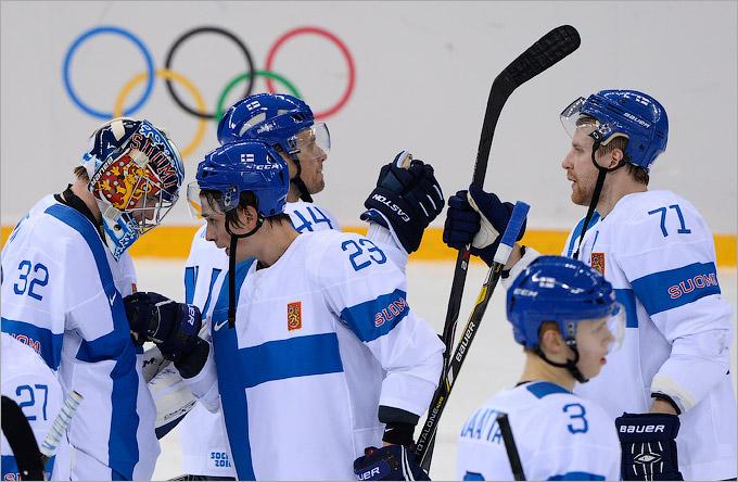 Финны разгромили норвежцев