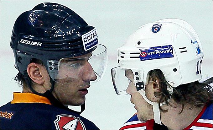 Николай Жердев и Виктор Тихонов