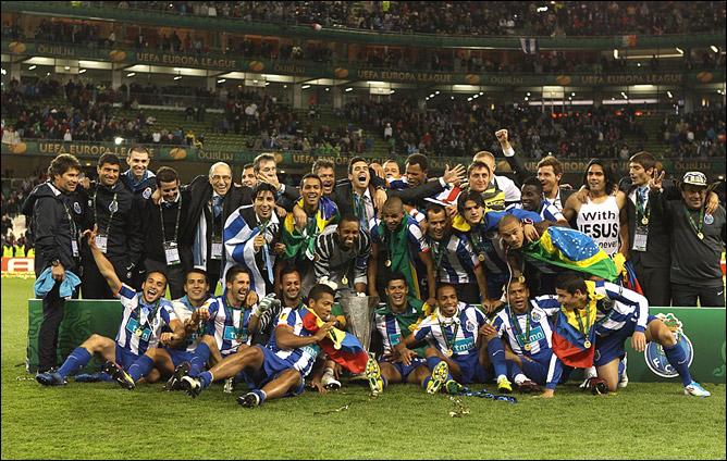 """""""Порту"""" – обладатель кубка Лиги Европы сезона-2010/11!"""