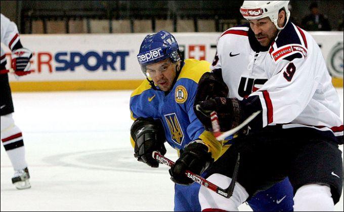 Олег Тимченко против сборной США