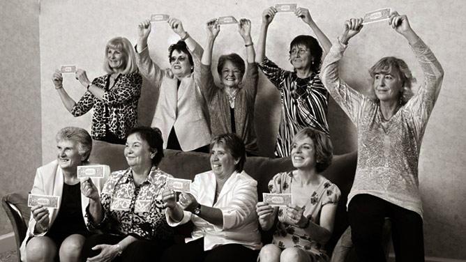 """42 года спустя """"крёстные матери"""" женского тенниса снова вместе"""