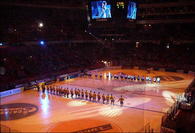 Хоккей. История чемпионатов мира. Часть 21. ЧМ-2001. Фото 06.