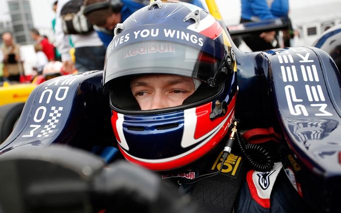 Квят в 2014-м дебютирует в Формуле-1
