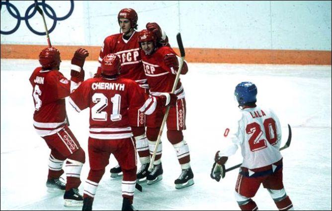 Олимпиада-1988.