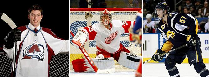 Трофеи НХЛ-2010. Фото 09.