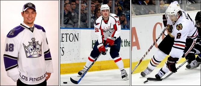 Трофеи НХЛ-2010. Фото 11.