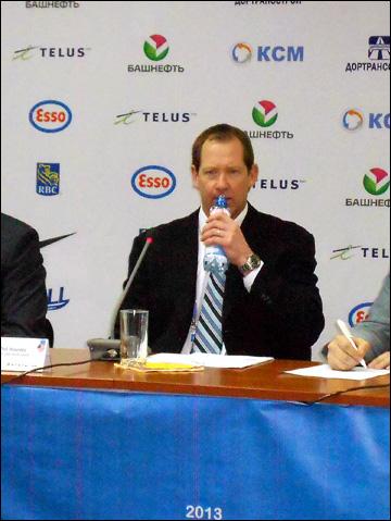 Главный тренер молодежной сборной США Фил Хаусли