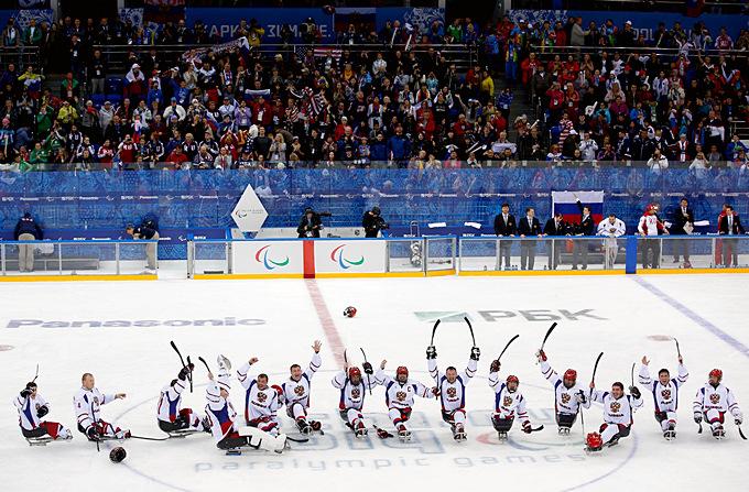 В следж-хоккей играют настоящие мужчины