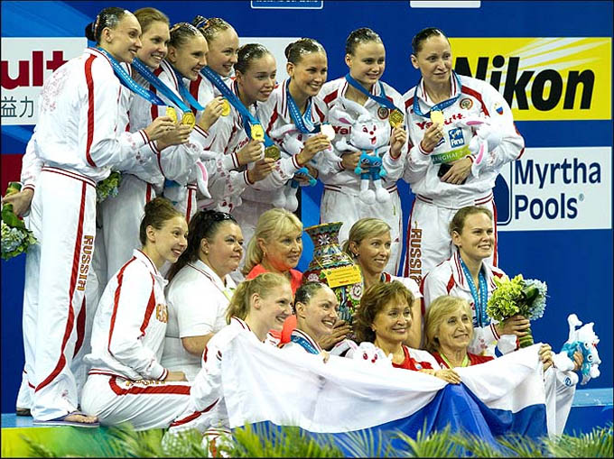 Сборная России — фаворит любого турнира. Особенно — олимпийского