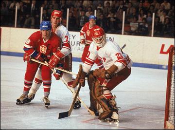 Милан Новы против Алексея Касатонова и Владислава Третьяка, 1981 год