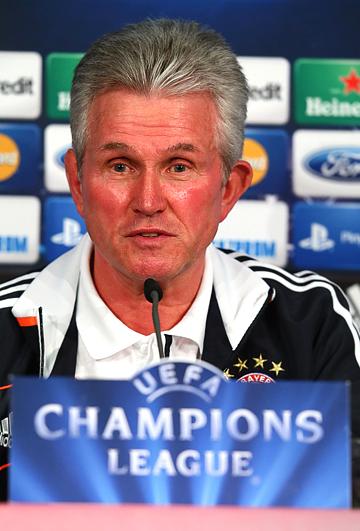 Юпп Хайнкес – тренер гордый, так что специалист не сомневается – он справится и без советов Гвардиолы