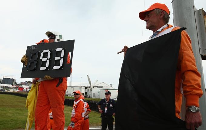 Дисквалификация Маркеса на Гран-при Австралии
