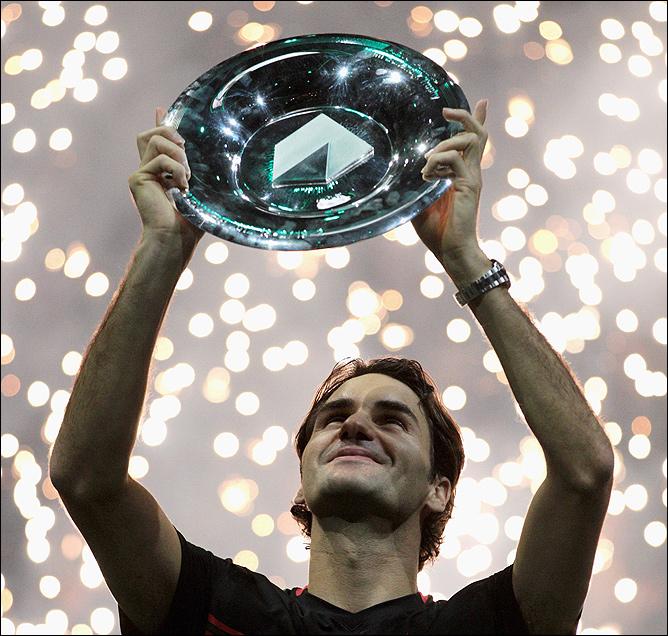 Роджер Федерер выиграл первый титул в сезоне и 71-й в карьере