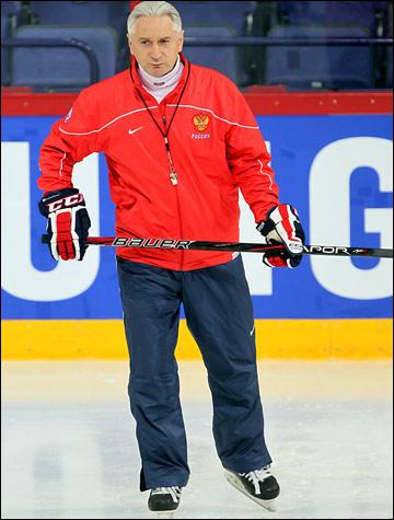 Билялетдинов заверил, что не будет волновать возраст игрока. Кто сильнее, тот и будет играть
