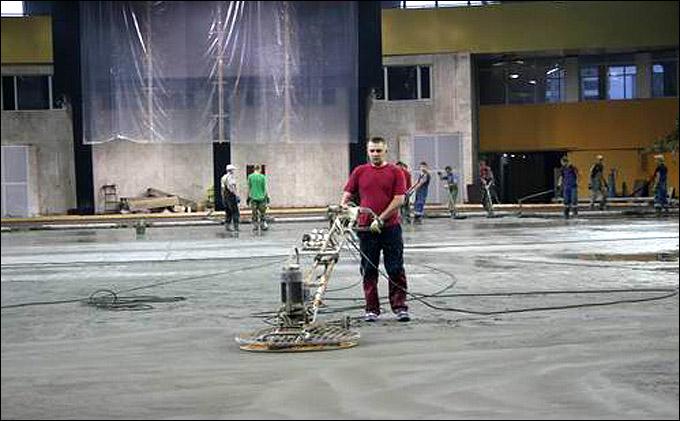 Реконструкция ледовой арены в Нижнем Тагиле