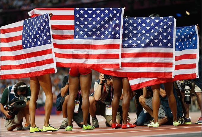Женская сборная США
