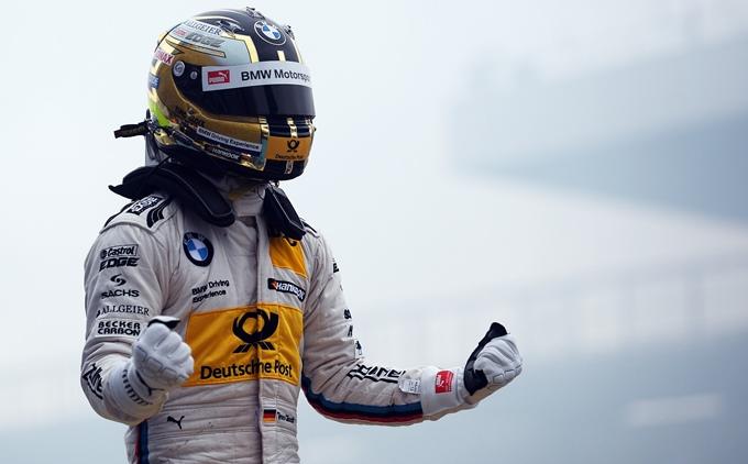Глок – победитель гонки DTM в Хоккенхайме
