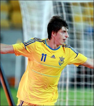 На счету Филиппа Будковского 17 мячей за сборную U-21