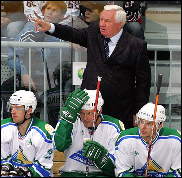 Чемпионский тренер