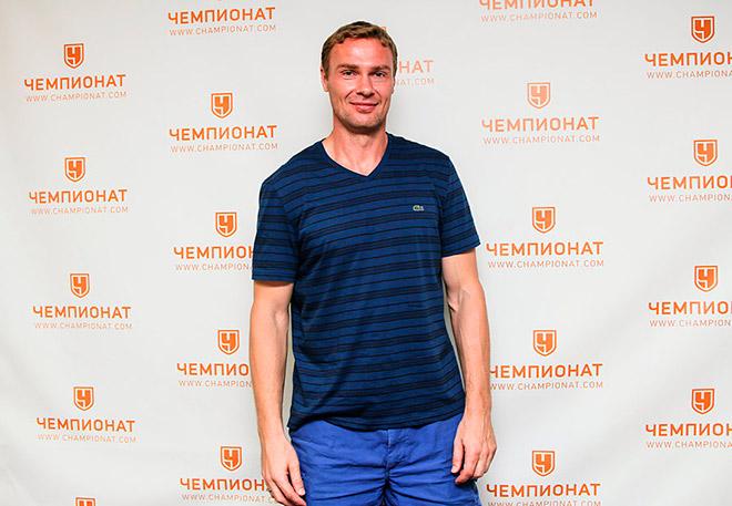 Виктор Козлов в гостях у «Чемпионата»