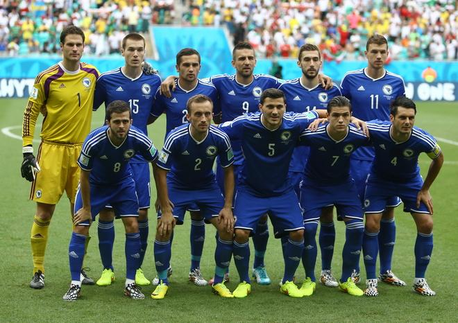 Сборая Боснии и Герцеговины по футболу