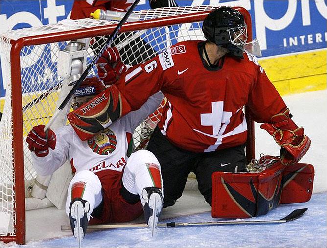 Хоккей. История чемпионатов мира. Часть 23. ЧМ-2003. Фото 01.
