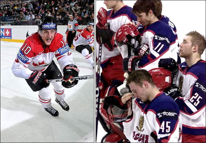 Хоккей. История чемпионатов мира. Часть 23. ЧМ-2003. Фото 04.