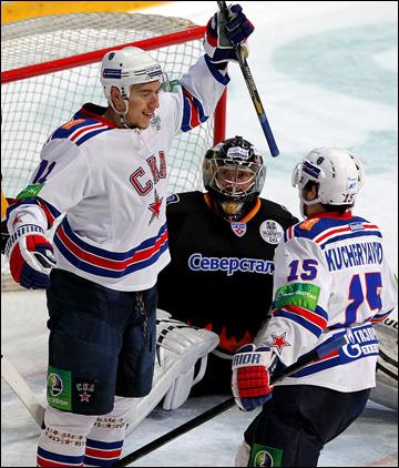 Команда недели: СКА (Санкт-Петербург)