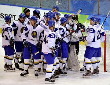Студенческая сборная Казахстана