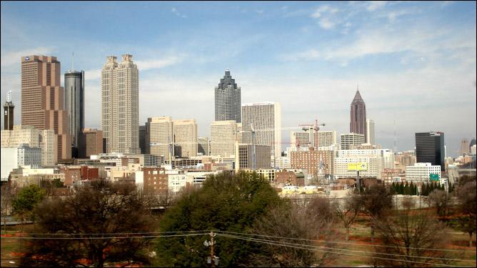 """Атланта Трэшерз"""""""