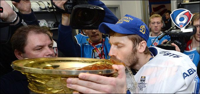 Лучший вратарь двух последних розыгрышей Кубка Гагарина