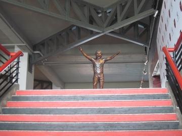 Памятник Зико