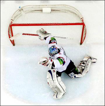 Хоккей в Сибири больше, чем игра