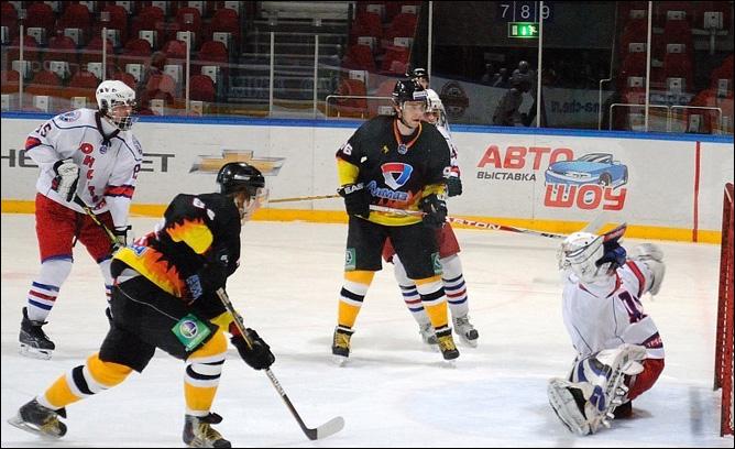 Земченко: в Испании выбрал хоккей, а не футбол